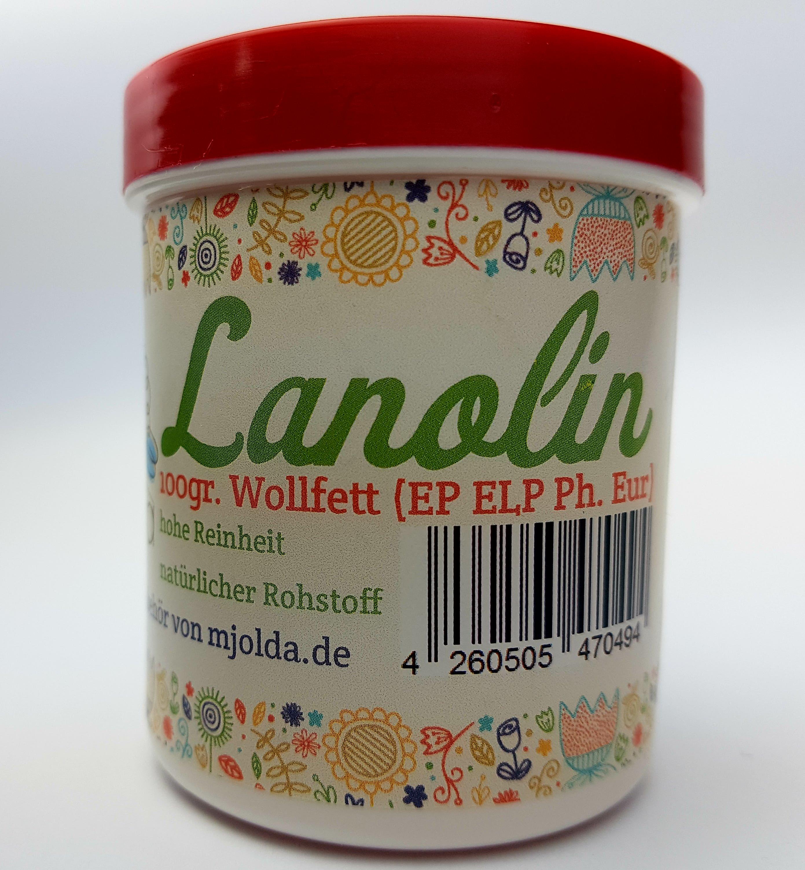 Lanolin 100 Gramm von mjolda kaufen